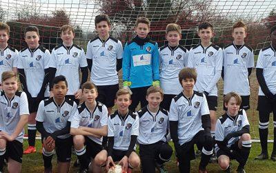 PLP Proud To Be Sponsoring Dartford FC Under 14s