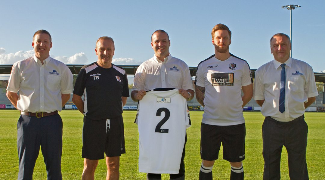 PLP Are Proud To Officially Announce Dartford Football Club Sponsorship