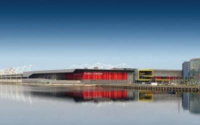 PLP Extend Maintenance Contract at ExCel London