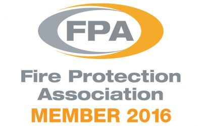 PLP are now members of the Fire Protection Association