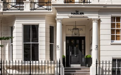 PLP Awarded Smoke Vent Maintenance Contract at the Nadler Hotel in Kensington