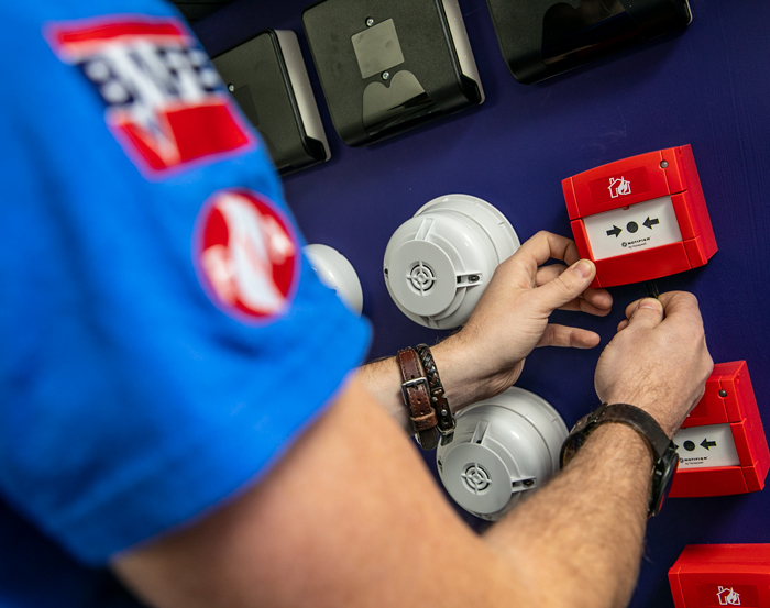 PLP Fire Protection Awarded BAFE Third Party Accreditation SP203-1 in Fire Alarm Systems