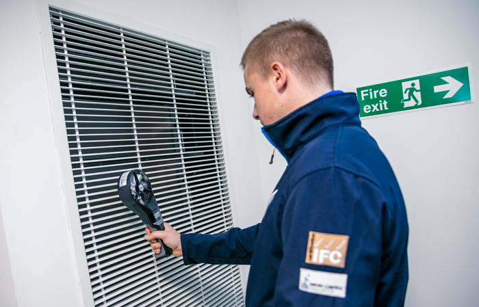 PLP awarded IFC SDI 19 Third Party Accreditation in Smoke Control Systems