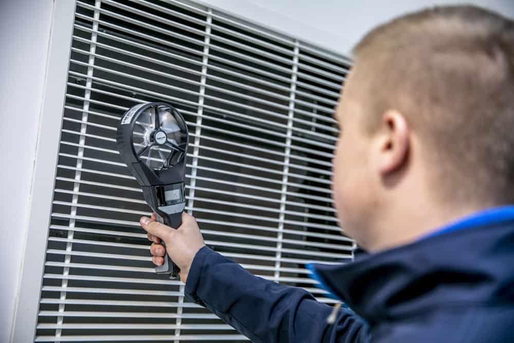 Testing Ventilation