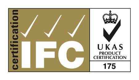 UKAS IFC certification