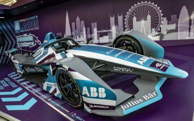 London's calling for Formula E