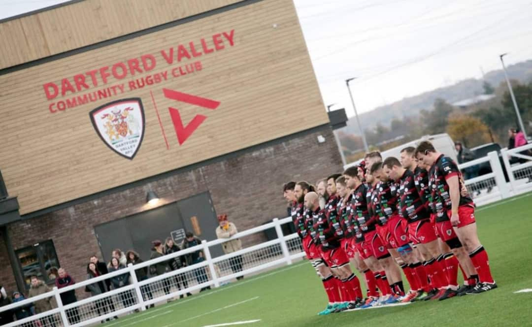 We are Proud main sponsors of Dartford Valley Rugby Club