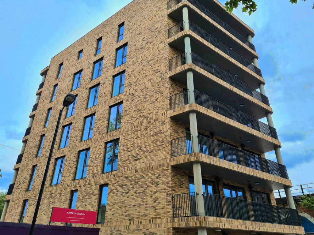 residential development in London Borough of Southwark