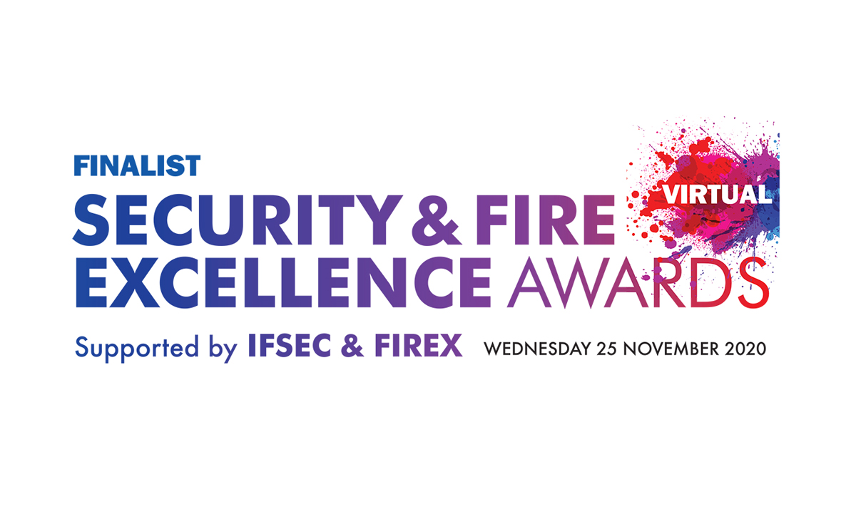 Security & Fire Excellence Awards logo