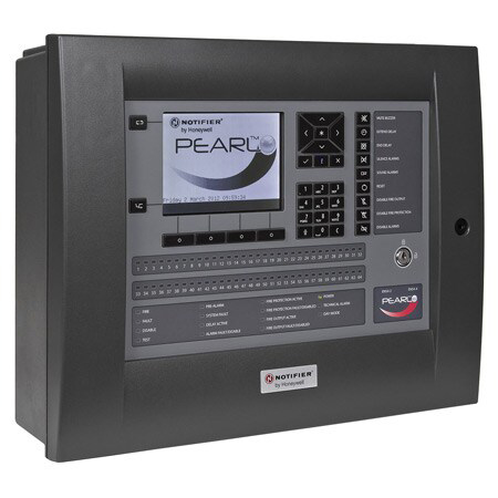 The Notifier Pearl Fire Alarm System