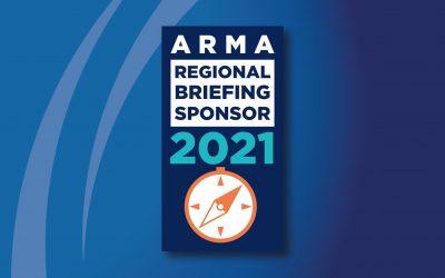 PLP Sponsors the 2021 ARMA Regional Briefings