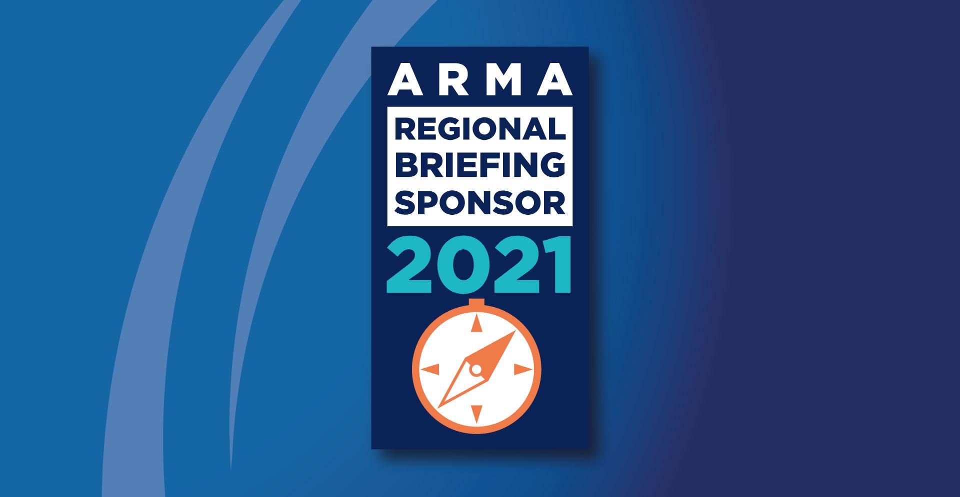 ARMA Regional Briefings banner