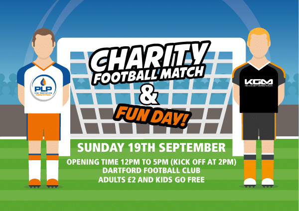 PLP Charity Football Match and Funday